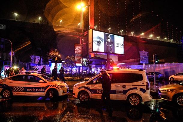 Погибших вночном клубе Стамбула уже 39 человек, 16— иностранцы
