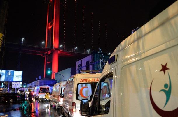 Саудовская Аравия при теракте вСтамбуле потеряла семерых жителей