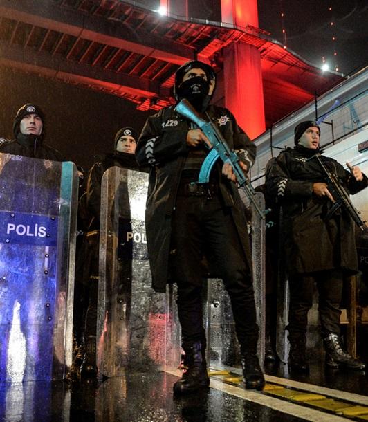 Житель россии умер в итоге теракта вСтамбуле