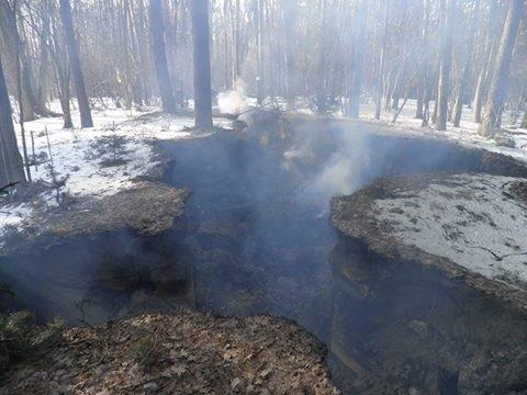 ВоЛьвовской области вдень рождения Бандеры сожгли музей УПА