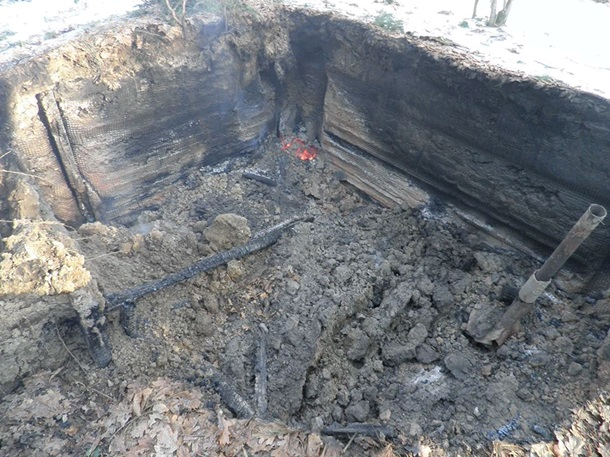ВоЛьвове спалили музей-крыивку УПА