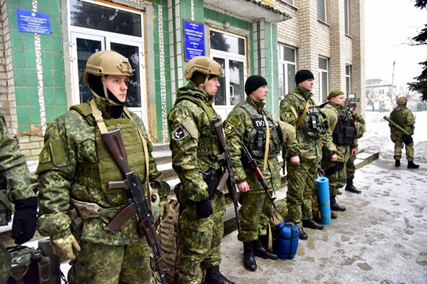 ВДонецкой области звонят вукраинскую полицию, апопадают в«ДНР»— Аброськин