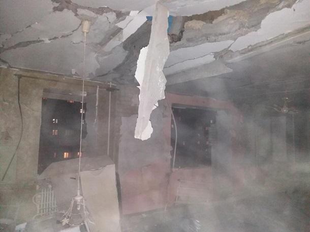 ВСумах произошел взрыв вмногоквартирном доме, есть погибший