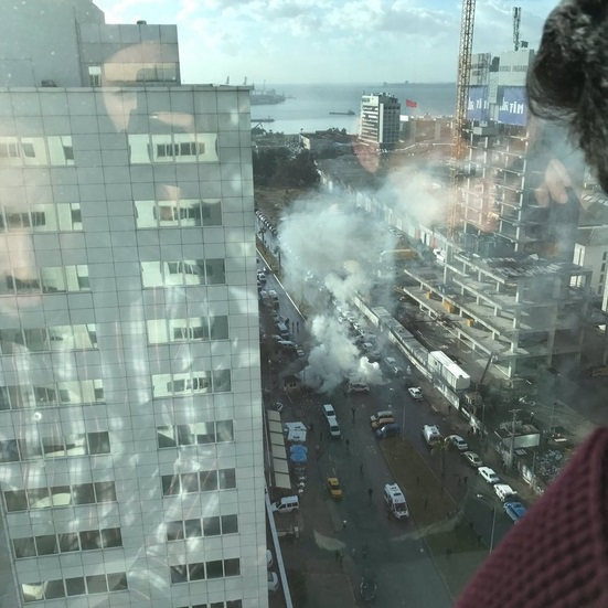 Организаторы взрыва вИзмире готовили кровавую атаку— Вице-президент Турции