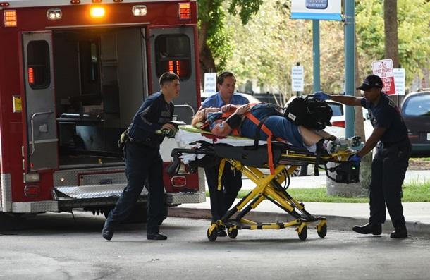 Стрельба воФлориде: обидчик провез оружие вбагаже