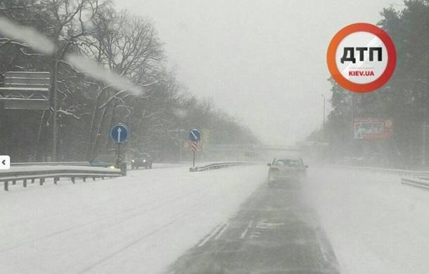 ВЖитомирской области столкнулось 14 авто