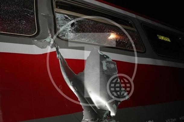 Неменее 20 человек пострадали вСербии при столкновении пассажирского итоварного поездов