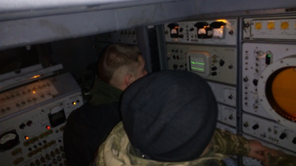 Украина снова провела учения ПВО неподалеку отКрыма