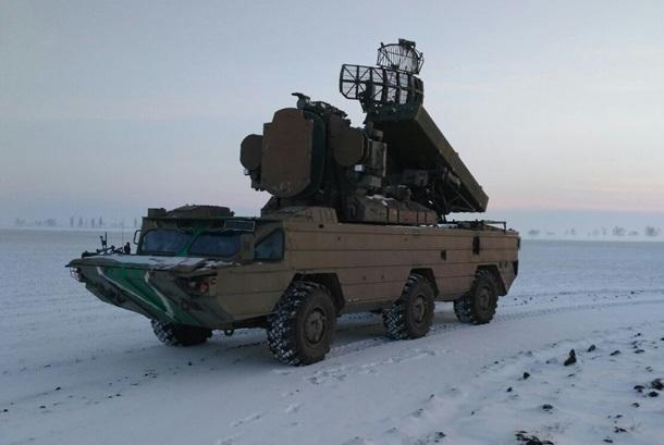 Украина провела военные учения возле Крыма