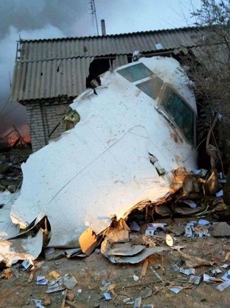 Авария самолета в Кыргызстане: уже 35 жертв