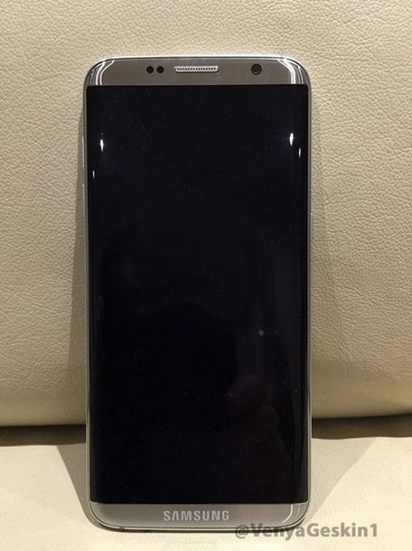 Проснулось реальное фото флагмана Samsung Galaxy S8