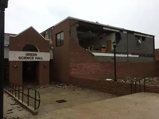 Разрушены дома, погибли 4 человека— Торнадо вСША