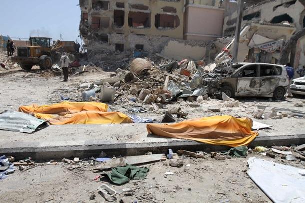 Встолице Сомали террористы напали наотель: необошлось без жертв
