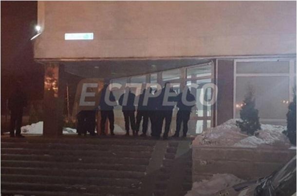 ВКиеве свел счеты сжизнью работник СБУ