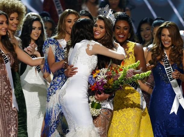 Внеземная красота: названа победительница конкурса «Мисс Вселенная»
