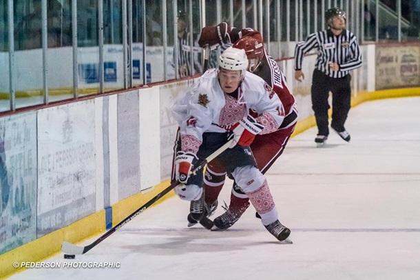 ВКанаде хоккеисты вышли наматч в«украинских вышиванках»