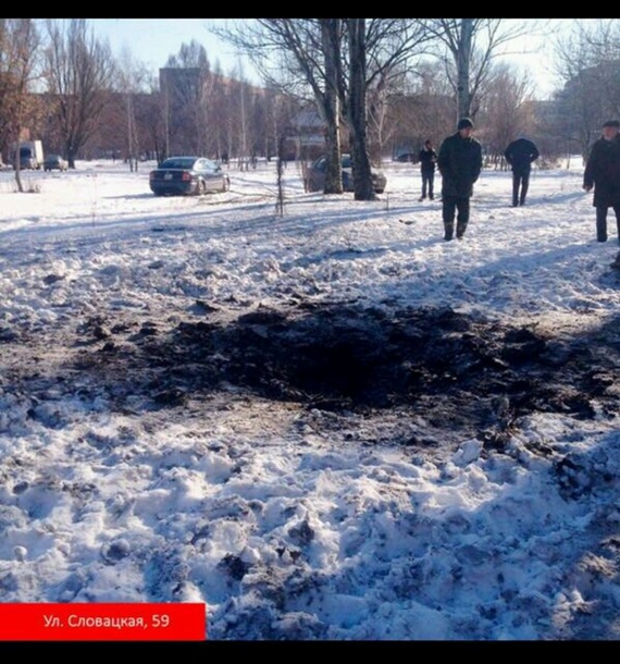 ВДонецке закончились обстрелы, залпов неслышно— уполномоченный Минобороны ДНР