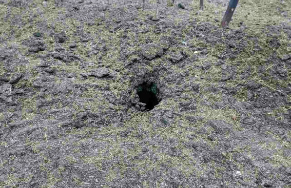 Обстрелян поселок наокраине Мариуполя