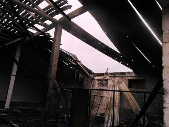 Боевики обстреляли село под Мариуполем