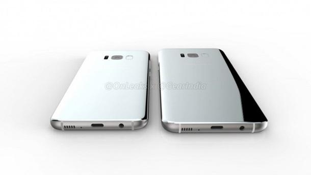 Вweb-сети появилось видео нового Самсунг Galaxy S8
