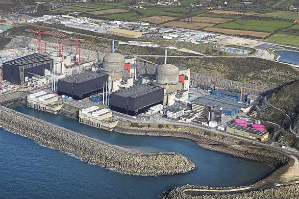 НаАЭС воФранции произошел взрыв, угрозы выброса радиации нет