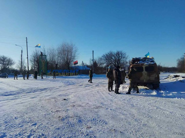 Участники блокады хотят продолжать акцию с оружием