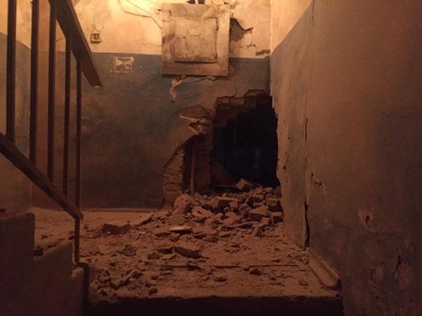 В Авдеевке обстреляли жилсектор, есть погибший