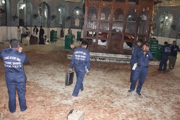 ВПакистане после теракта вСехван-Шарифе устранили 36 боевиков