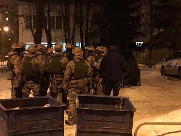 В милиции прокомментировали стрельбу между «Східним корпусом» и«Донбассом»