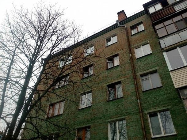 ВЧернигове ранили полицейских: кадры сместа инцидента