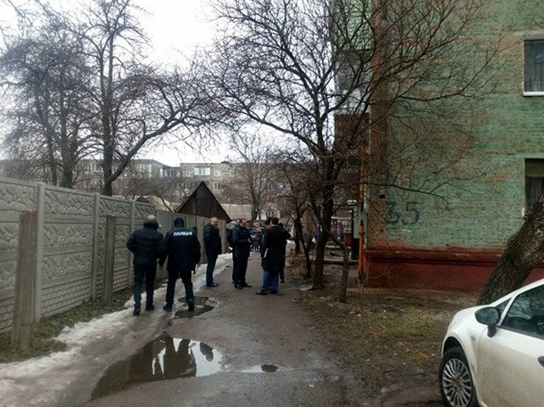 Князев: ВЧернигове злоумышленник кинул гранату вполицейских при попытке его задержания