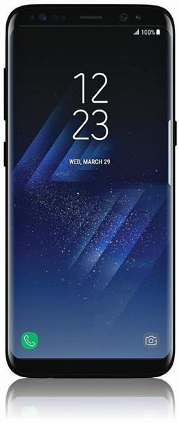 Появилось детальное фото Samsung Galaxy S8