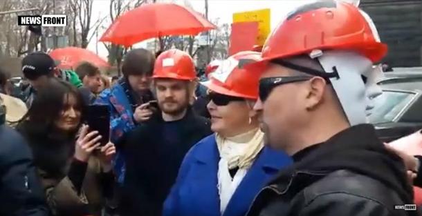 ВКиеве— марш секс-работниц