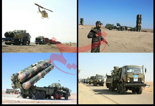 Иранские военные удачно испытали ЗРК С-300