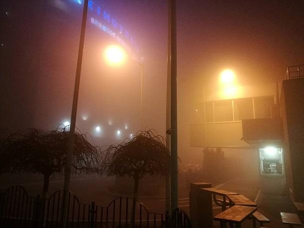 ВКГГА объяснили, почему Киев ипригород охватил густой смог