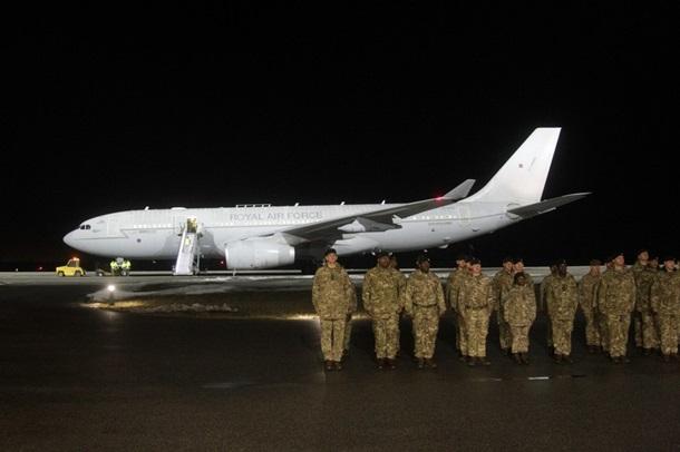 Военнослужащие Англии прибудут вЭстонию всоставе батальона НАТО