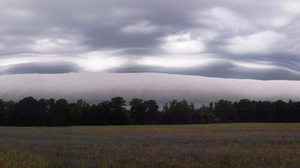 Метеорологи выпустили атлас с 12 новыми типами облаков