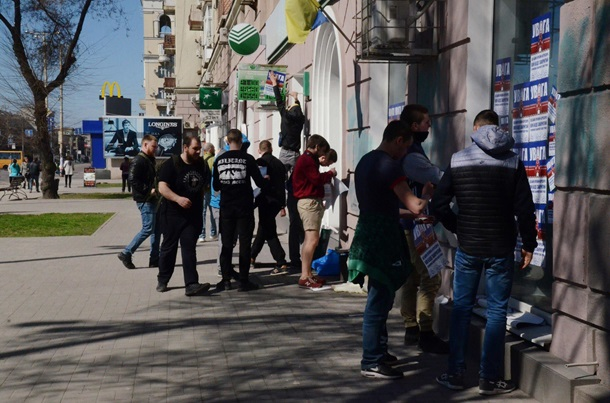Число заблокированных отделений Сбербанка возросло до 5-ти