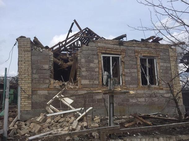 Боевики обстреляли из«Градов» Авдеевку: Вгороде массовые разрушения