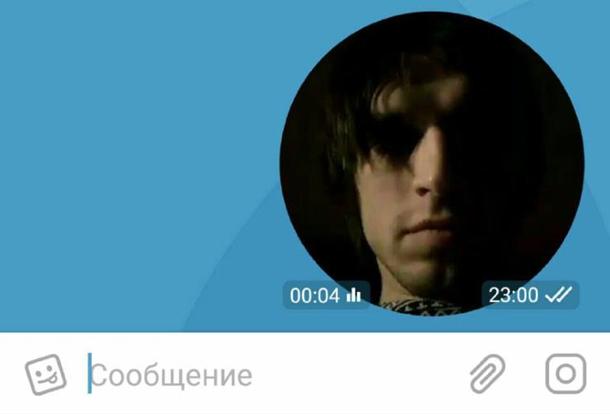 ВTelegram появятся видеосообщения