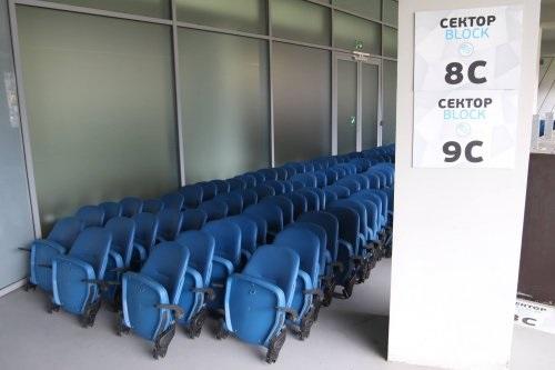 Ради «Евровидения» разобрали стадион «Арена Львов»— Тришкин кафтан