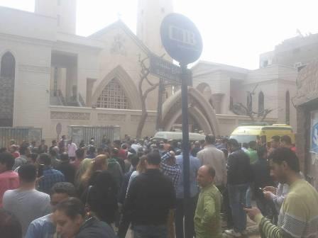 ИГ* взяло ответственность завзрывы вЕгипте