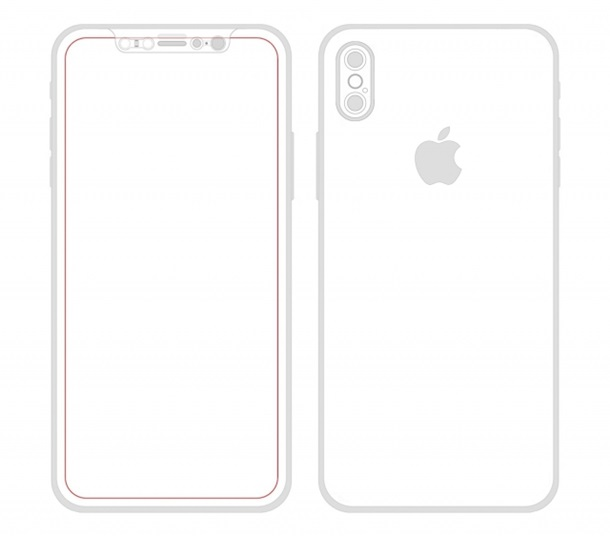 Латвиец опубликовал первые настоящие фотографии iPhone 8