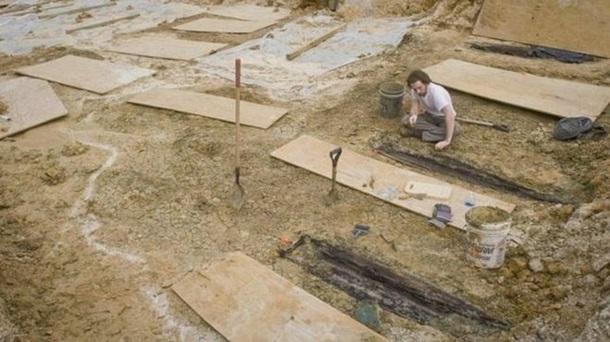 ВСША под университетом отыскали останки 7 тыс. человек