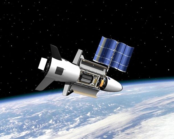 Размещено видео возвращения наЗемлю нового американского орбитального беспилотника