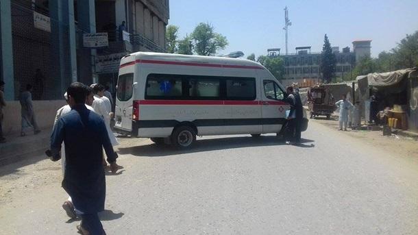 Неизвестные напали на телекомпанию в Афганистане