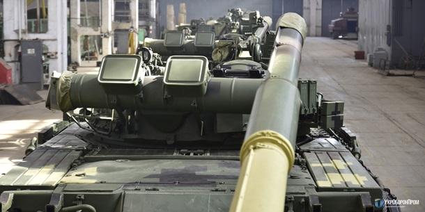 Подарки десантникам: тесты восстановленных танков Т-80