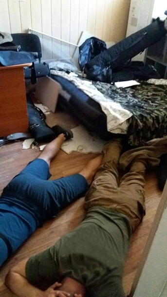 На Кировоградщине охранники устроили перестрелку