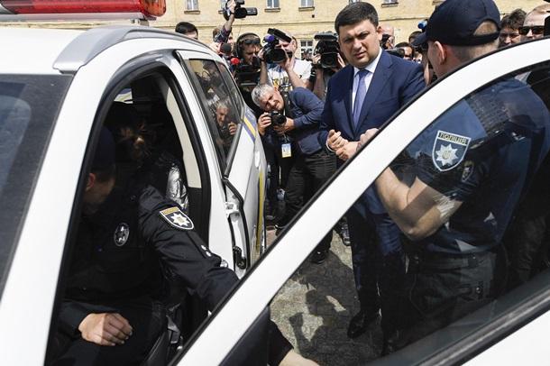 Аваков сказал, куда направят приобретенные отЯпонии новые полицейские машины