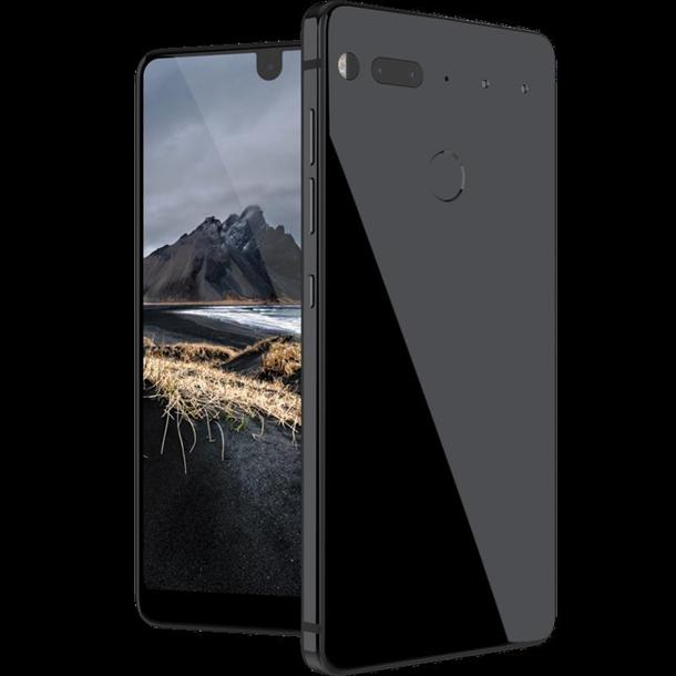 Essential Phone: Создатель андроид выпустил модульный смартфон